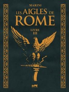 Aigles de Rome 3 - Luxe - Couverture