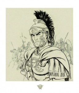 Aigles de rome 3 - Luxe - Ex-Libris 1