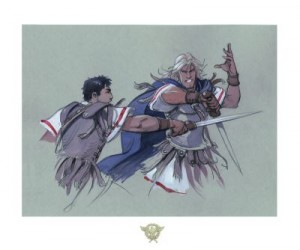 Aigles de rome 3 - Luxe - Ex-Libris 2 - couleur