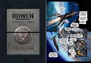 Bowen Tirage de luxe - planche 43 +