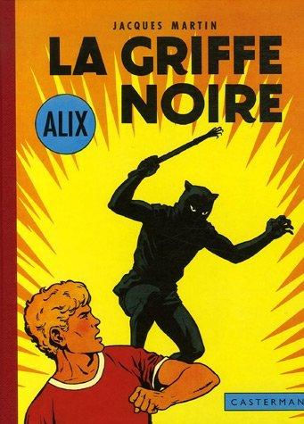 Alix : La Griffe noire : Fac Simile