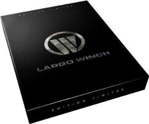 Largo Winch, Edition Ultime (dvd + blu-ray + litho exclusive de Philippe francq + nouvelle édition des 2 premiers tomes de la BD et affiche du film)