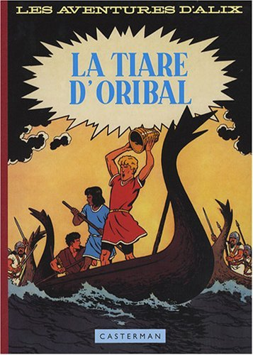 Alix, Tome 4 : La tiare d'Oribal : Fac-similé