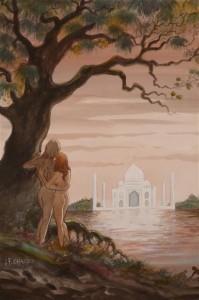 India Dreams TT tome 7 Taj Mahal