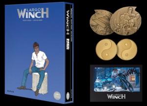 Largo Winch Coffret albums 17 et 18