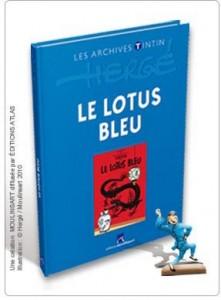 Les Archives Tintin - Le Lotus bleu