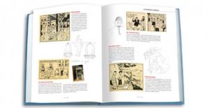 Les Archives Tintin - Le Lotus bleu - page intérieure