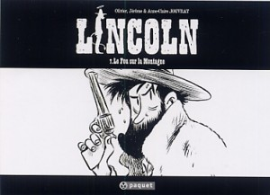 Lincoln tome 7 couverture