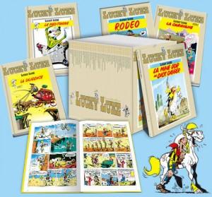 Lucky Luke collector hachette