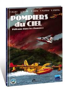 Pompiers du ciel - couverture album