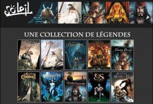 Soleil Celtic Collection