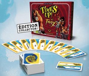 Time's up ! de Troy - opération Arleston