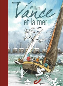 William Vance et la mer - Tirage de Luxe