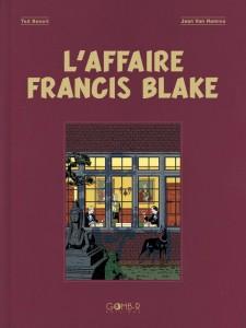 affaire Francis Blake - couverture